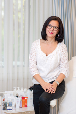 Martina Gmür-Bachmann (Kosmetikerin)